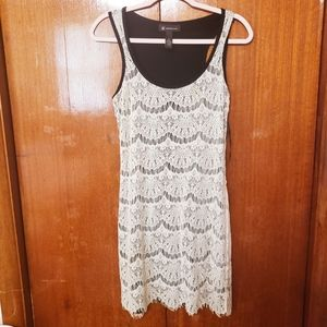 I.N.C White Lace Dress